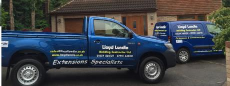 building partner LLoyd lundie with DKM consultants